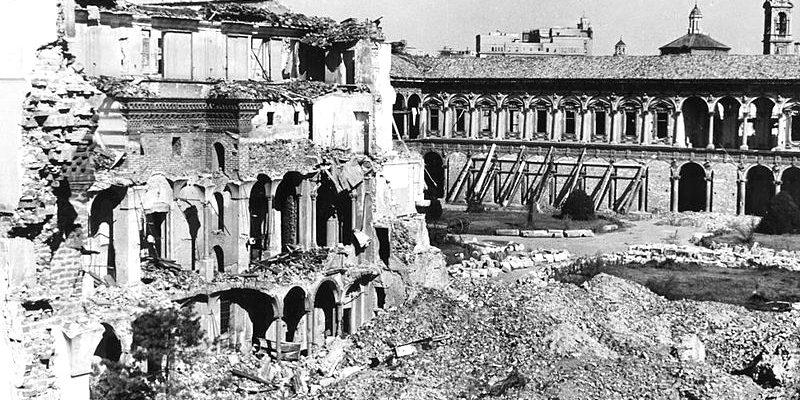 I bombardamenti